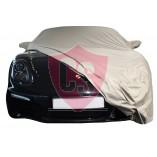 Porsche Boxster & Cayman 981 / 982 / 718 Wasserdichte Vollgarage - Star Cover - Spiegeltaschen