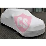 MINI Indoor Autoabdeckung - Maßgeschneidert - Weiß