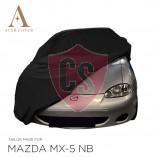 Mazda MX-5 NB Wasserdichte Vollgarage