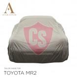 Toyota MR2 W3 Wasserdichte Vollgarage