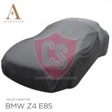 BMW Z4 E85 Roadster Wasserdichte Vollgarage