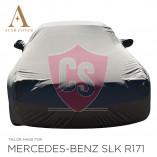 Mercedes-Benz SLK R171 Wasserdichte Vollgarage - Spiegeltaschen