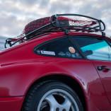 Porsche 911 Coupe 1965-1998 Dachgepäckträger  - Schwarz