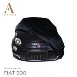 Fiat 500C Cabrio Wasserdichte Vollgarage