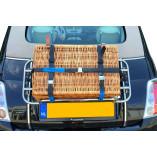 Gepäckträger Weiden Koffer