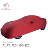 Alfa Romeo 8C Spider indoor 2007-2011 Autoabdeckung