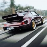 Porsche 911 Coupe 1965-1998 Dachgepäckträger  - Edelstahl