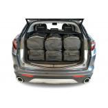 Alfa Romeo Stelvio 2016-heute Reisetaschen Kofferset