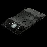 Tyreguard hochwertiger Reifenschutz (4 Stück) - Schwarz